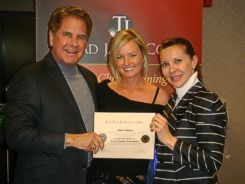 NLP Practitioner Certification Award