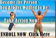 NLP Coaching Take Action. Become a Person you always wanted to be