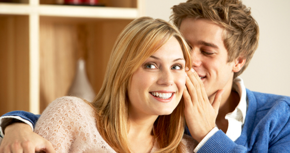 The Way to a Lover's Heart Is through The Left Ear – Or Was It the Right Ear?