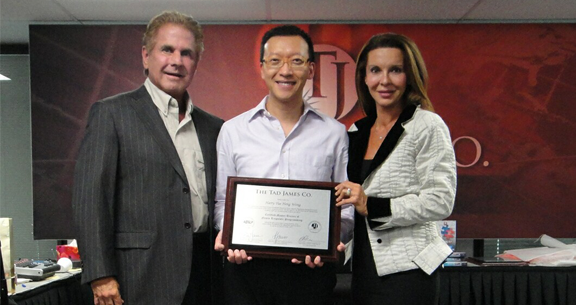 NLP | Dr.Tad James, Harry Wong and Dr. Adriana James