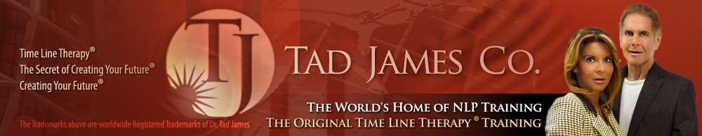 NLP trainings The Tad James Co