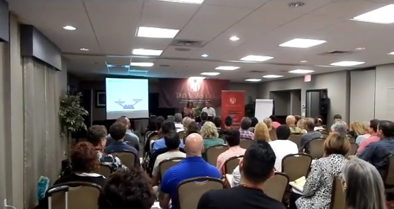 2015 Master Practitioner Training in Las Vegas, USA, Has Started