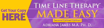 Time Line Therapy book Adriana James