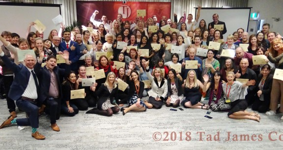 NLP Master Practitioner Sydney | May 2018